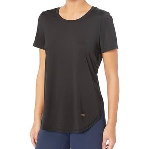 COPPER FIT CORE JERSEY LAYERED TEE